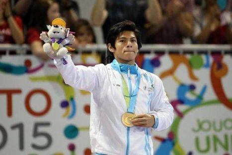 Jorge Vega gana medalla de oro en gimnasia | Revista Magnesia | Scoop.it