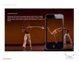 QRcodes and dance - QR Arts - Patrick Donnelly | QRart | Scoop.it