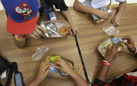 Etobicoke school bans candy, pop, chocolate bars from student lunches | Food & Farming | Scoop.it