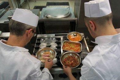 Un concours de cuisine au cœur de la prison d'Angoulême - Sud Ouest   food events   Scoop.it