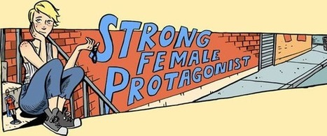 """THE GREY AREA: Strong Female Protagonist. Pronounced """"Protagonist."""" ‹ Spandexless 