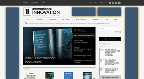 International Innovation • Horizon 2020 | Southern Hemisphere | Scoop.it