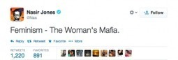 """Nas and """"The Woman's Mafia"""" 