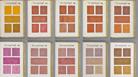 Who Painted This 300-Year-Old Guidebook to Every Imaginable Color? | Strange days indeed... | Scoop.it