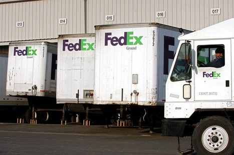 FedEx breaks ground on 175-employee Sauget distribution center - STLtoday.com | Global Logistics Trends and News | Scoop.it