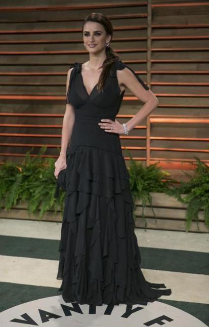 Penélope se viste de H&M en una fiesta posterior a los Oscar por dinero   H&M   Scoop.it