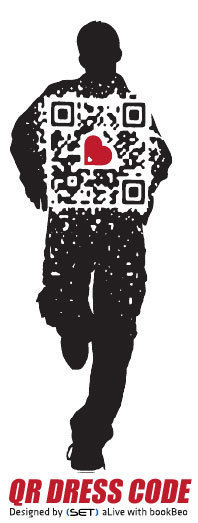 QR dress code, en chair et en ...code | QRiousCODE | Scoop.it