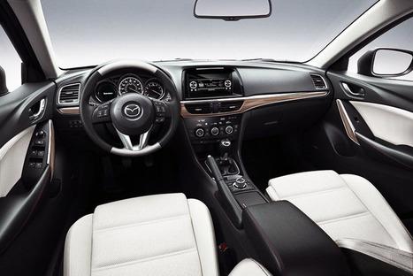 2016 Mazda 6 Refresh Release Date   Car Innovation   Scoop.it