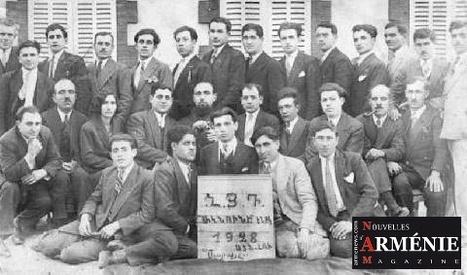 Les documents de l'immigration arménienne | Association ARAM (Marseille) | Nos Racines | Scoop.it