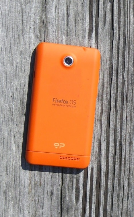 Mozilla Announces To Release its First Firefox OS Phone | Priced at $25 / 1500 INR | TechieOasis | Scoop.it