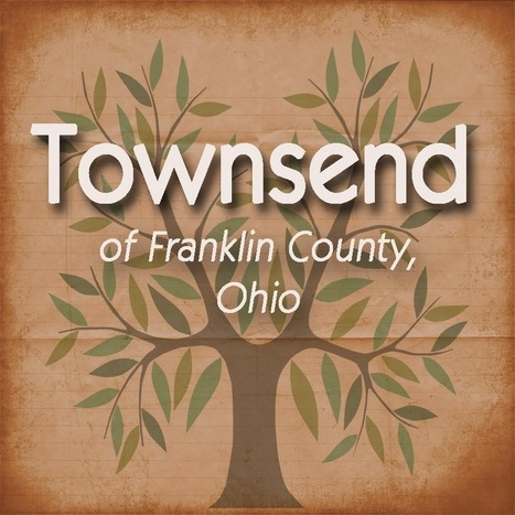 A Patient Genealogist: One Name Study: Where's Ida Townsend in 1880   Genealogy Ohio   Scoop.it