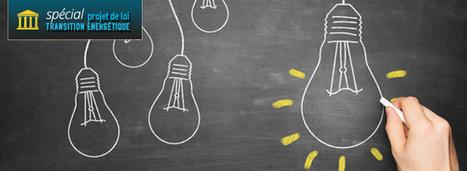 Le projet de loi de transition énergétique retrouve ses grands objectifs - Actu-Environnement.com | Transitions | Scoop.it