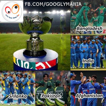 List of Asia Cup Winners | Asia Cup Schedule - 2014, ipl 2014, t20-world-cup-2014 | Scoop.it