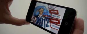 La campagne en réalité augmentée d'Obama | PeanAds | Augmented Reality Stuff For You | Scoop.it