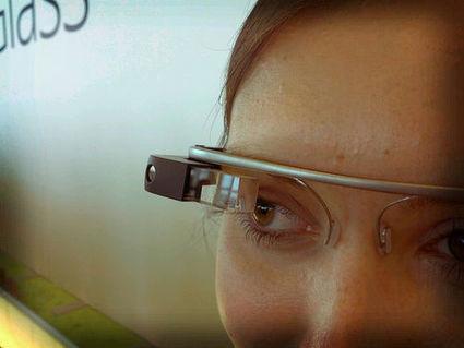 Des Google Glass pour voler les mots de passe de ses voisins ? | The Privacy Society | Scoop.it