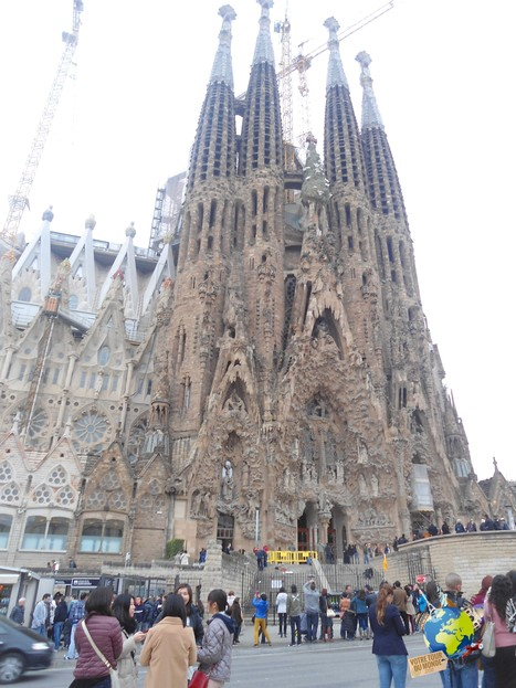 Que faire à Barcelone : Top 5 des activités incontournables à Barcelone ! | Voyager en Europe | Scoop.it