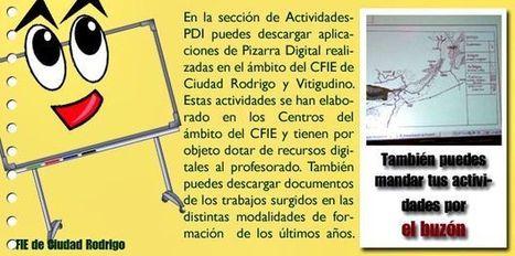 Actividades para Pizarra Digital | Realidades aumentadasuv | Scoop.it