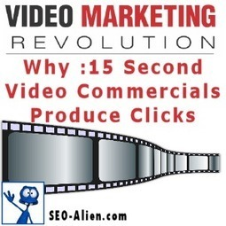 Why :15 Second Video Commercials Produce Clicks | Allround Social Media Marketing | Scoop.it