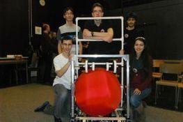 Un robot «sportif» développé à La Ruche | veille technologique sur la robotique 3A | Scoop.it