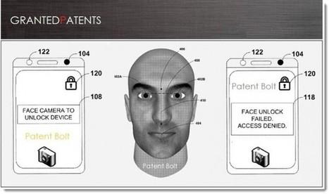 Le brevet de déverrouillage par reconnaissance faciale de Google a été validé | Brevets | Scoop.it