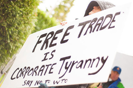 Stopping the Trans-Pacific Partnership: Global Revolt Against Corporate Domination | Federal Politics | Scoop.it