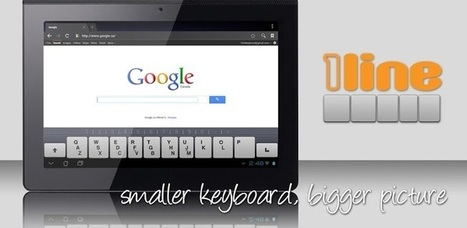 1Line Keyboard (Beta) - Applications Android sur GooglePlay | Android Apps | Scoop.it