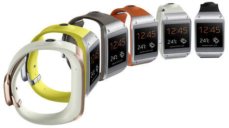 È arrivato il Samsung Galaxy Gear | Il Testardo Blog | Scoop.it