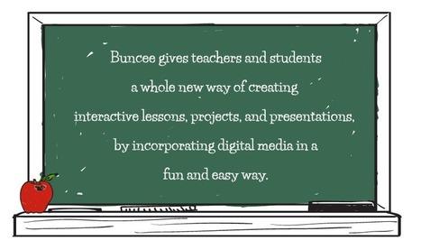 Buncee ~ Free Technology for Schools | Free Tech for Schools | Scoop.it