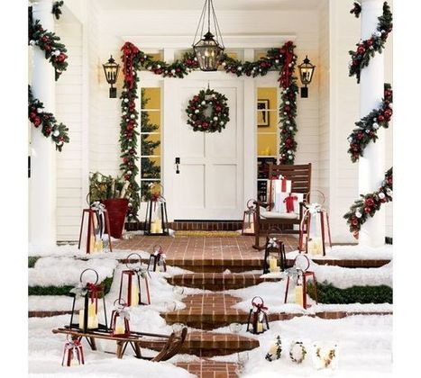 2014 christmas home decorating ideas | ILEANA DE LAS MERCEDES ADUM RODRIGUEZ | Scoop.it