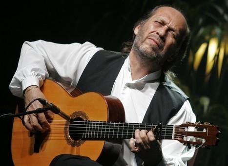 Paco de Lucia, flamenco guitarist, dies at 66 - Washington Post | mi casa | Scoop.it