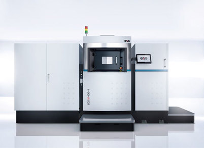 EOS M 400-4, at last!!!! Now four lasers to increase productivity | Additive Manufacturing News | Scoop.it