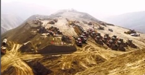 China's Answer To Its Poverty Of Space: Moving Mountains | Geography in the classroom | Scoop.it