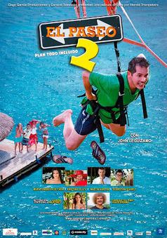El Paseo 2 (John Leguizamo-Karen Martinez) - Ver Pelicula Trailers Estrenos de Cine | estrenosenelcine | Scoop.it
