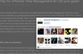 Tips for effective Time Management #2: Set your goals!   news on new digital media   Scoop.it
