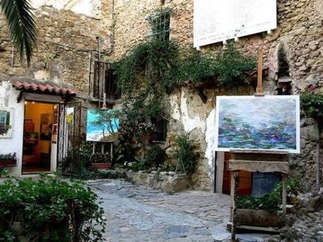 Bussana Vecchia, tra arte e rovine - BORGHI ABBANDONATI   Bloglive.it   Scoop.it