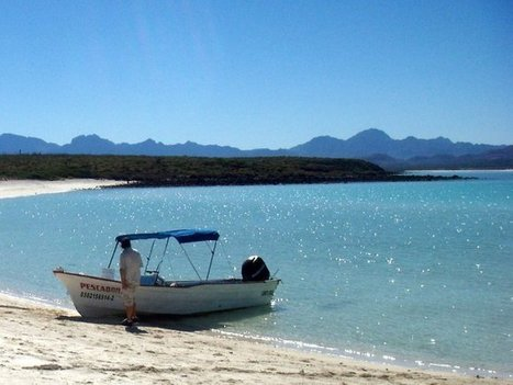 How do you like your beaches? Deserted and secluded? How about Isla Coronados near Loreto? | Baja California | Scoop.it