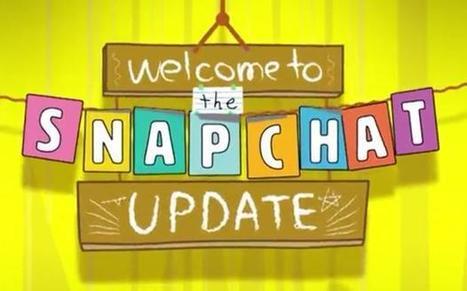 Nouveautés Snapchat : mise en forme du texte (italique, gras...) et création de Geofilter en ligne   Usages professionnels des médias sociaux (blogs, réseaux sociaux...)   Scoop.it