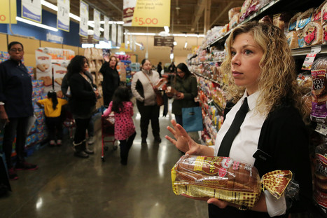 Dietitian on aisle four: Grocery stores are calling in health experts | Food Startups | Scoop.it