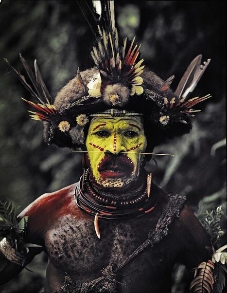 Le photographe Jimmy Nelson à la rencontre des dernières tribus | Photographie | Scoop.it