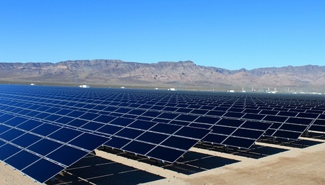 Solar From Nevada Indian Reservation To Help Power LA | The Energy Collective | Yan's Earth | Scoop.it