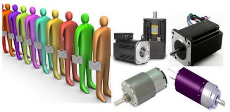 Different Types of Motors Used in Industrial Robotics | Robotics in Manufacturing Today | Scoop.it