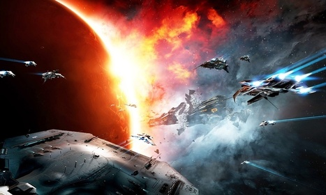 Eve Online: how a virtual world went to the edge of apocalypse and back | Transmedia: Storytelling for the Digital Age | Scoop.it