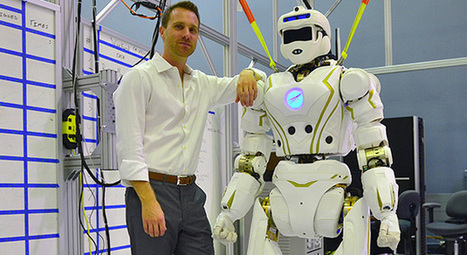 NASA's humanoid Valkyrie robot could lead the way to Mars (video) | Daily Magazine | Scoop.it