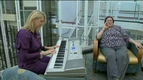 Medical Center uses music therapy to soothe cancer patients - NECN | CreatiVets | Scoop.it
