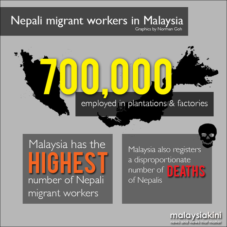 A Nepali a day dies working in Malaysia | Occupational and Environment Health | Scoop.it