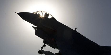 China Military Sends Fighter Jets Into Disputed Air Space | China & Japan Jessica Hun. | Scoop.it