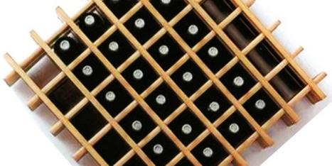 C mo hacer una bodega para vinos en 6 pa - Muebles para poner botellas de vino ...