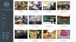 Gridster Lite Free Portfolio WordPress Theme | Free & Premium WordPress Themes | Scoop.it