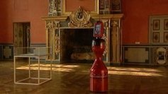Le robot-caméra Norio fait visiter le château d'Oiron à ceux qui ne peuvent pas accéder aux étages  - France 3 Poitou-Charentes | Clic France | Scoop.it