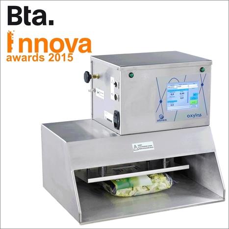 Contrôle qualité des emballages alimentaires: l'OXYLOS abiss® primé aux trophées BTA Innova | abiss® instruments - gas analysis and packaging integrity | Scoop.it